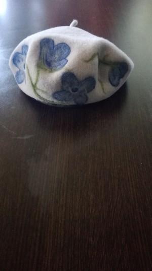 beret - metoda filcowania